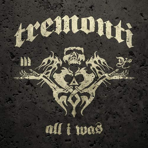 TREMONTI - All I Was cover 