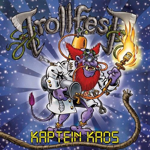 TROLLFEST - Kaptein Kaos cover