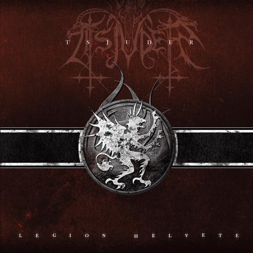 TSJUDER - Legion Helvete cover
