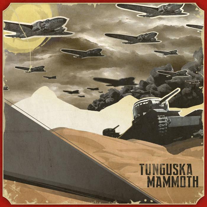 TUNGUSKA MAMMOTH - Tunguska Mammoth cover