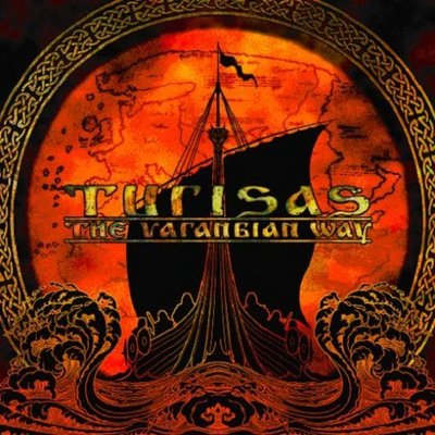 TURISAS - The Varangian Way cover
