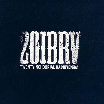 TWENTYINCHBURIAL - Radiovenom cover