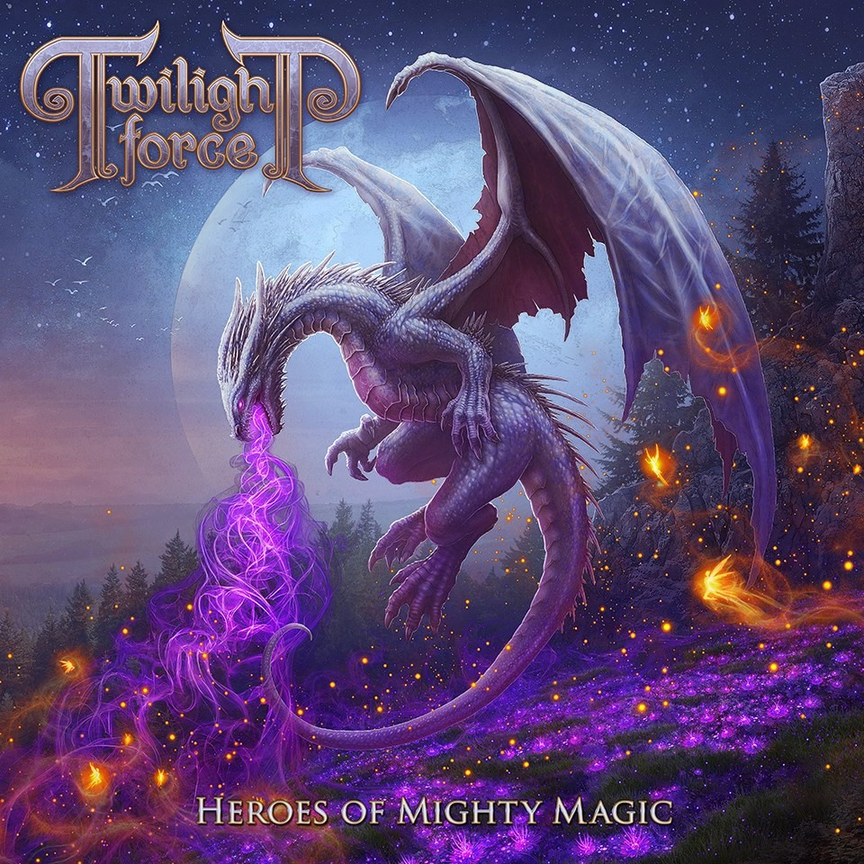 TWILIGHT FORCE - Heroes of Mighty Magic cover