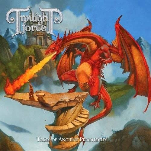 TWILIGHT FORCE - Tales of Ancient Prophecies cover