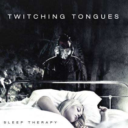 TWITCHING TONGUES - Sleep Therapy cover