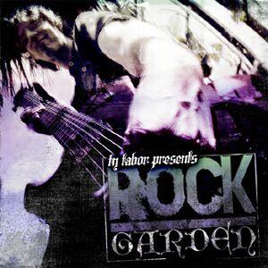 TY TABOR - Rock Garden cover