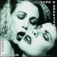 TYPE O NEGATIVE - Bloody Kisses cover