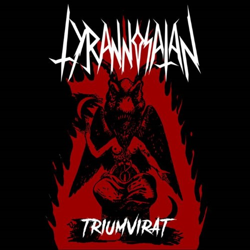 TYRANNOSATAN - Triumvirat cover