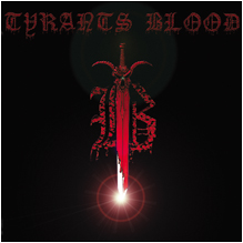 TYRANTS BLOOD - Tyrants Blood cover
