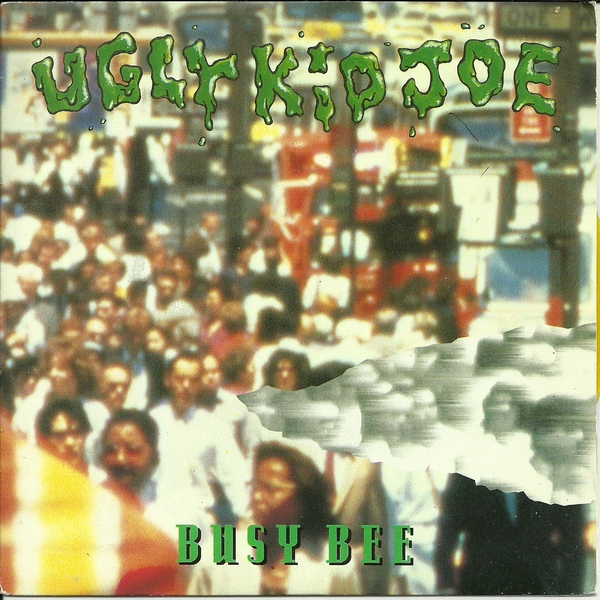 UGLY KID JOE - Busy Bee cover