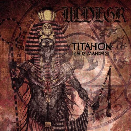 ULVEGR - Titahion: Kaos Manifest cover