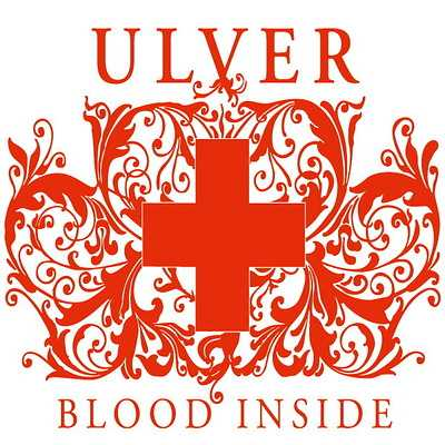 ULVER - Blood Inside cover