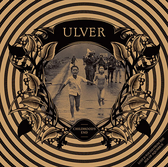 ULVER - Childhood's End cover