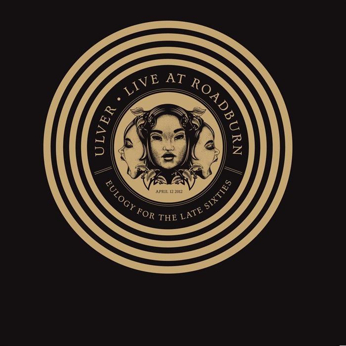 ULVER - Live At Roadburn cover