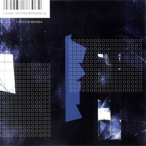 ULVER - Metamorphosis cover