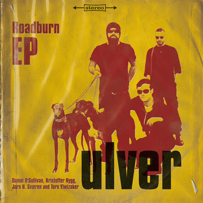 ULVER - Roadburn EP cover