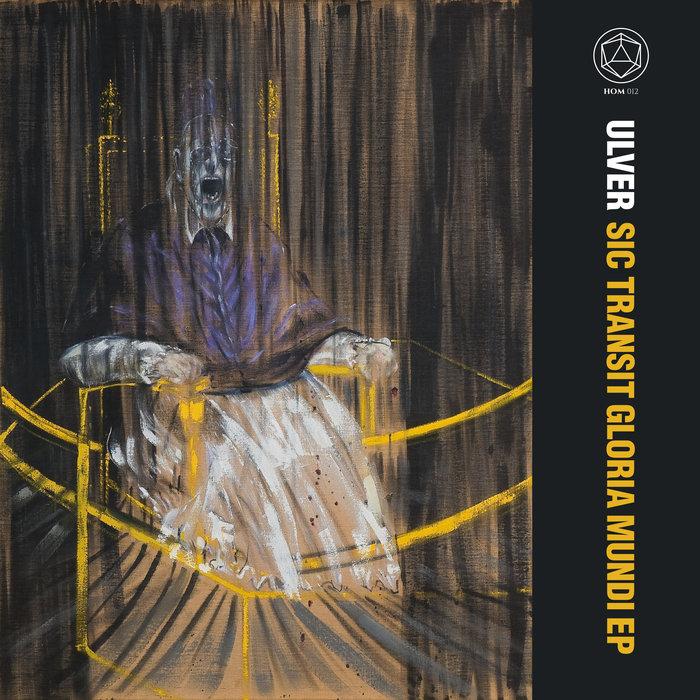 ULVER - Sic Transit Gloria Mundi cover