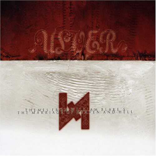 ULVER - Themes From William Blake's The Marriage Of Heaven And Hell cover
