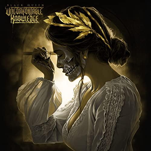 UNCOMFORTABLE KNOWLEDGE - Black Queen cover