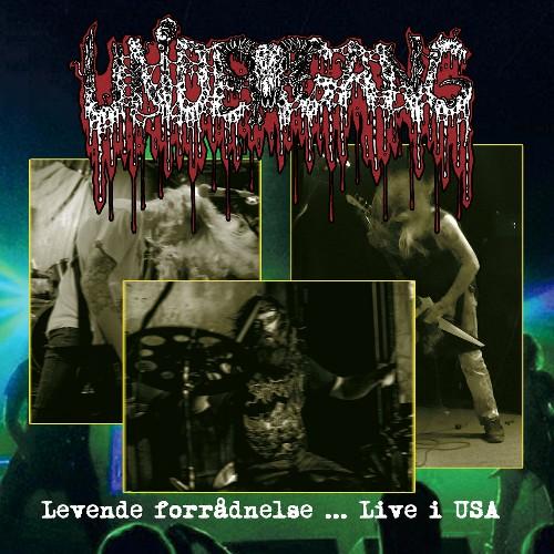 UNDERGANG - Levende Forrådnelse ... Live I USA cover