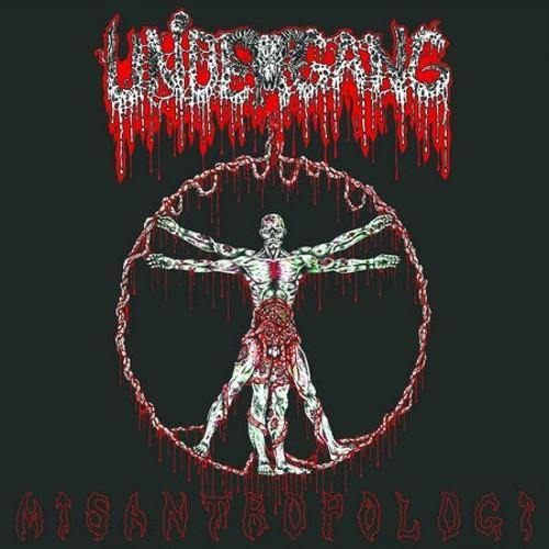 UNDERGANG - Misantropologi cover