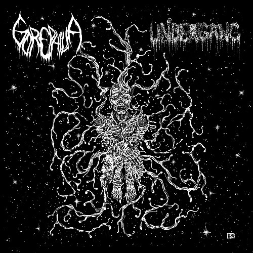 UNDERGANG - Undergang / Gorephilia cover