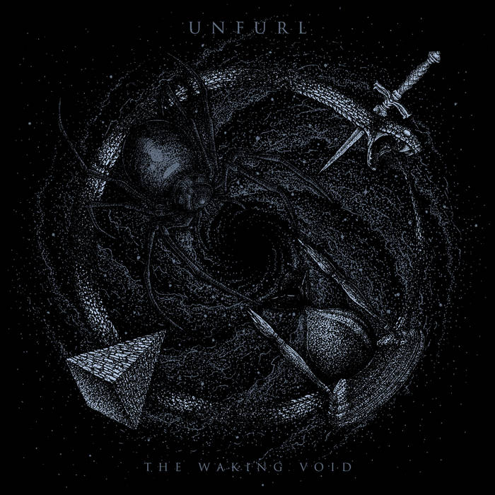 UNFURL - The Waking Void cover