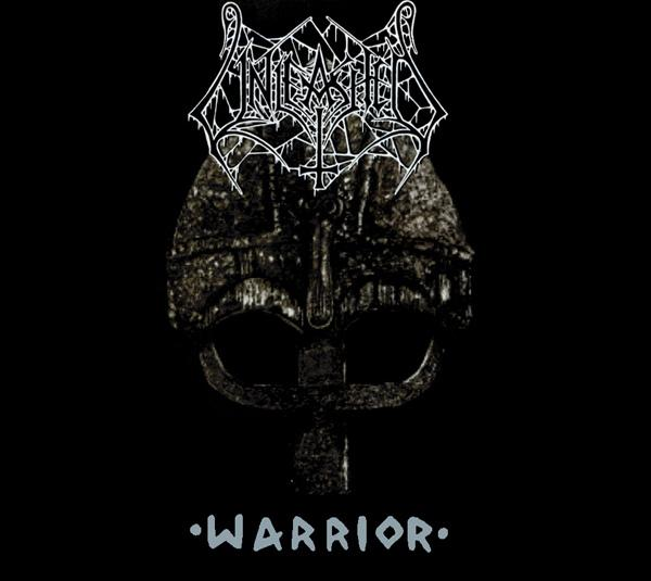 UNLEASHED - Warrior cover