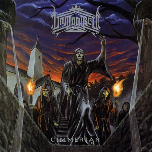 UNMOORED - Cimmerian cover