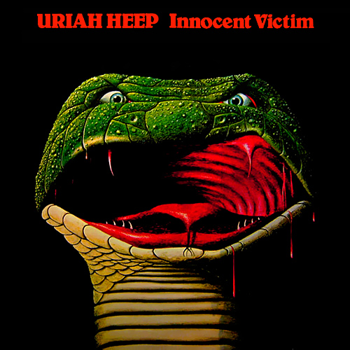 URIAH HEEP - Innocent Victim cover