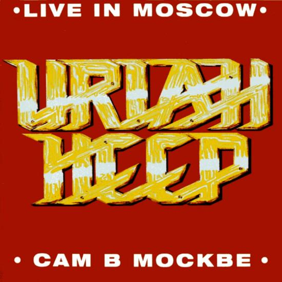Uriah Heep Live In Moscow Reviews