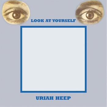 URIAH HEEP - Look At Yourself cover