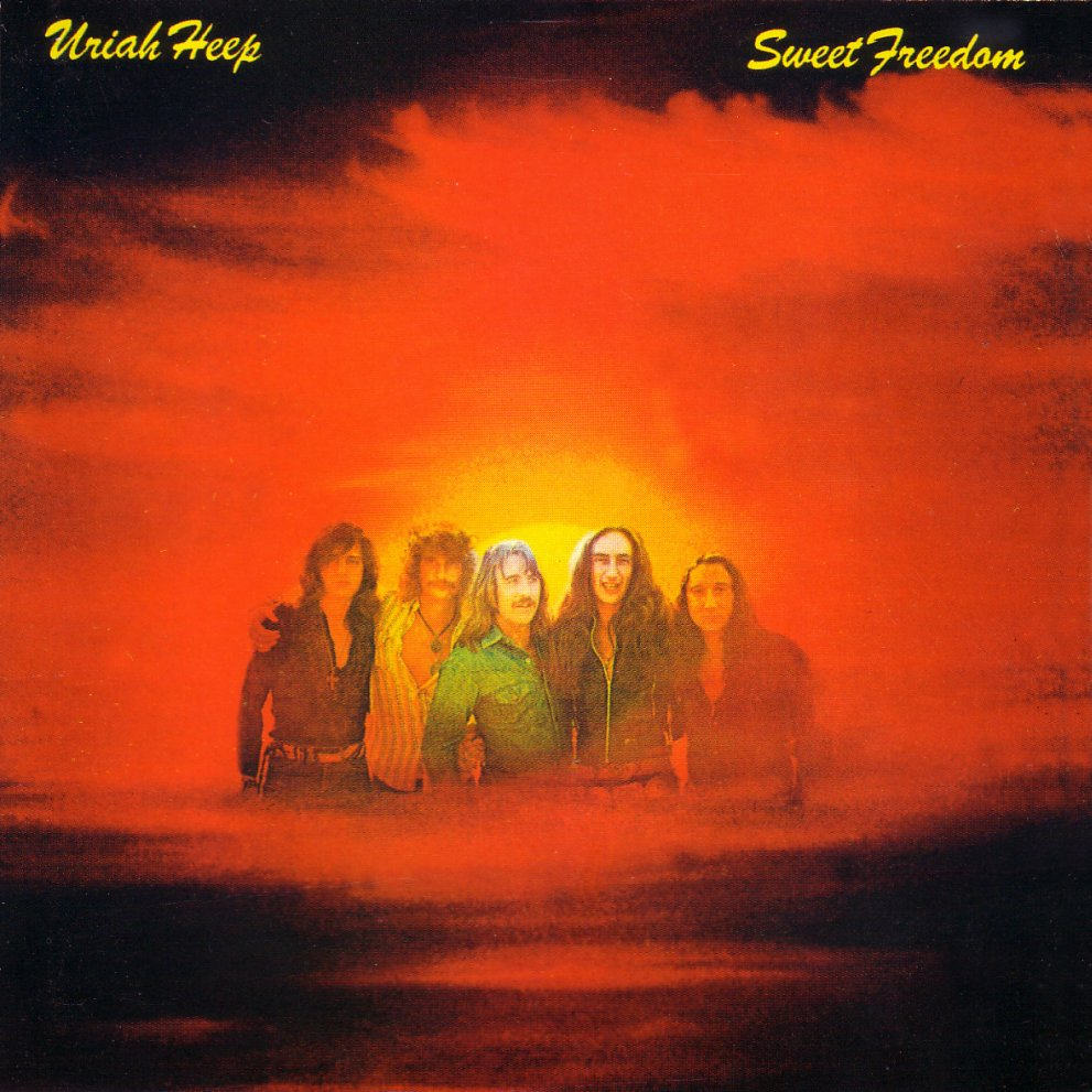Uriah Heep Easy Livin Meaning