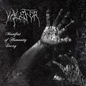 VALEFOR - Manifest of Humanity Decay cover