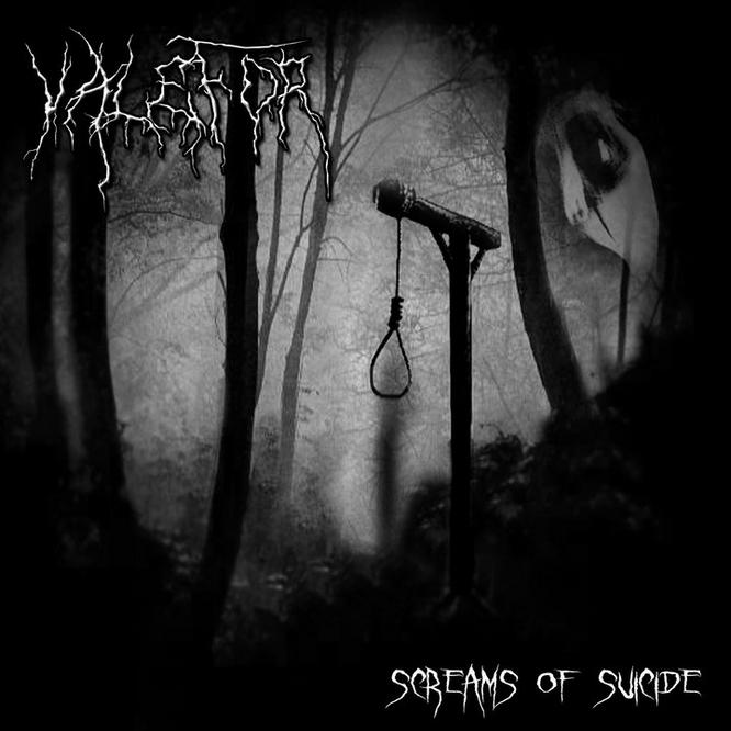 VALEFOR - Screams of Suicide cover