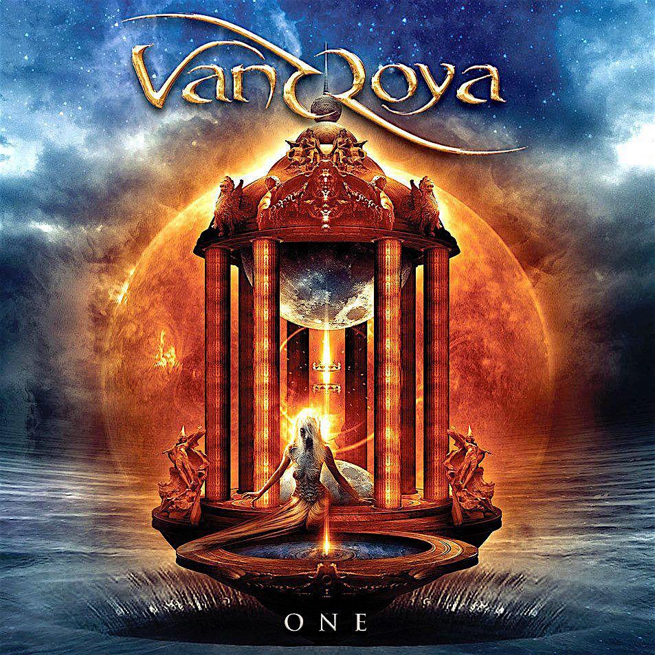 VANDROYA - One cover