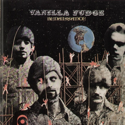 VANILLA FUDGE - Renaissance cover