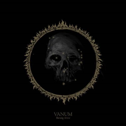 VANUM - Burning Arrow cover