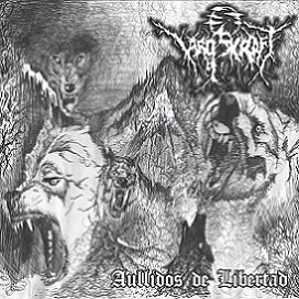 VARGSKRAFT - Aullidos de Libertad cover
