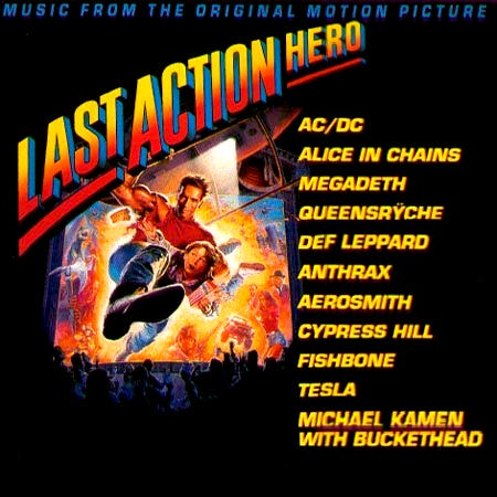 VARIOUS ARTISTS (SOUNDTRACKS) - Last Action Hero cover