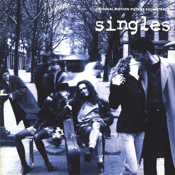 VARIOUS ARTISTS (SOUNDTRACKS) - Singles - Original Motion Picture Soundtrack cover