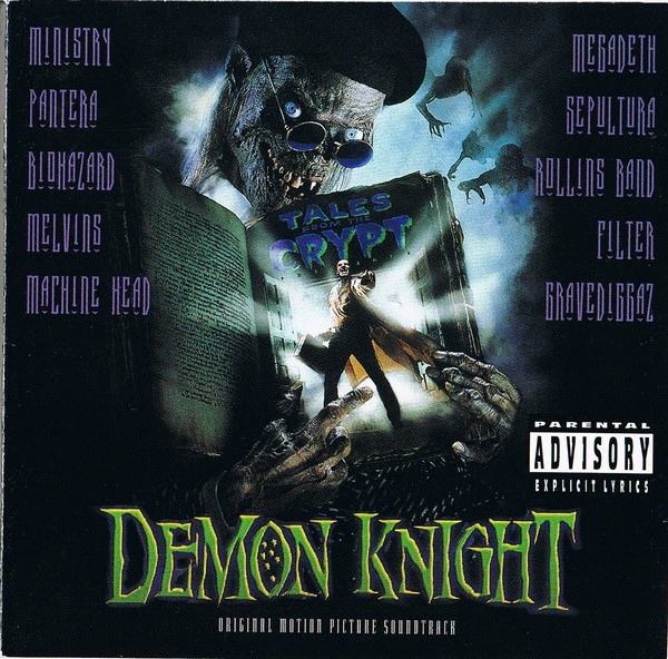 VARIOUS ARTISTS (SOUNDTRACKS) - Tales From The Crypt Presents: Demon Knight (Original Motion Picture Soundtrack) cover