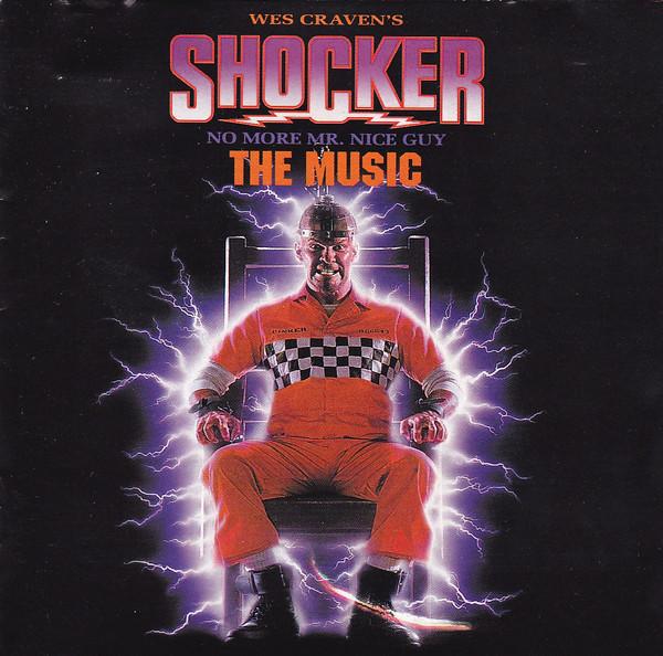 VARIOUS ARTISTS (SOUNDTRACKS) - Wes Craven's Shocker (The Music) cover