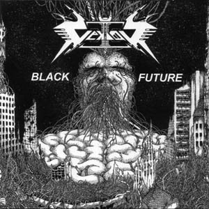 VEKTOR - Black Future cover