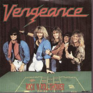 Vengeance - Rock 'n Roll Shower