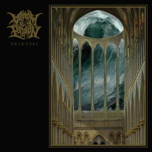 VENOM PRISON - Primeval cover