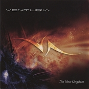 VENTURIA - The New Kingdom cover