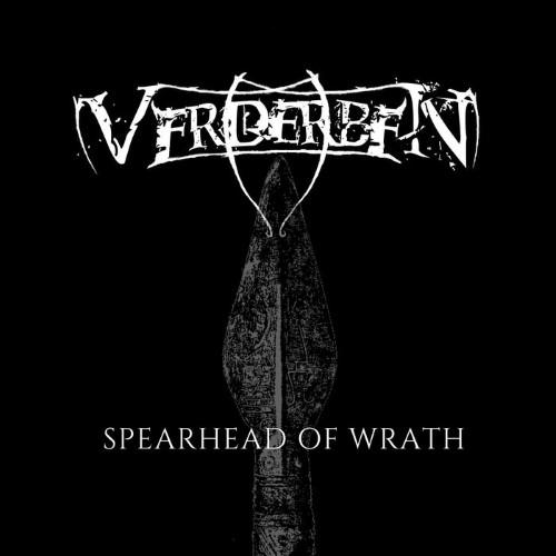 VERDERBEN - Spearhead Of Wrath cover