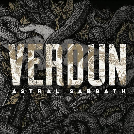 VERDUN - Astral Sabbath cover