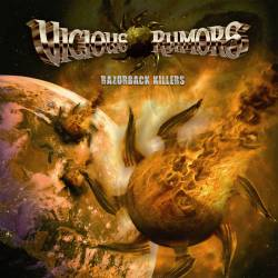 VICIOUS RUMORS - Razorback Killers cover